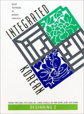 Integrated Korean: Beginning 2 9780824823436