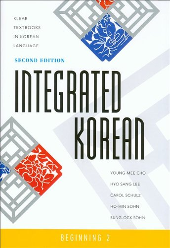 Integrated Korean: Beginning 2 9780824835156