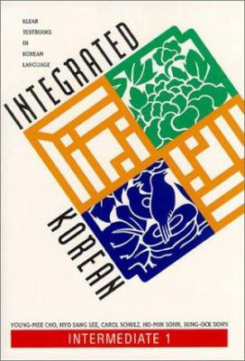 Integrated Korean: Intermediate 1 9780824824198