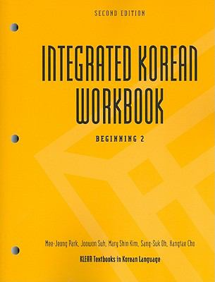 Integrated Korean Workbook, Beginning 2 9780824835163
