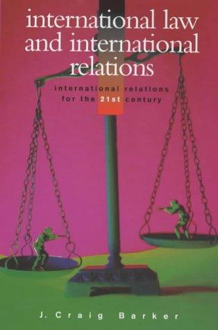 International Law and International Relations 9780826450289