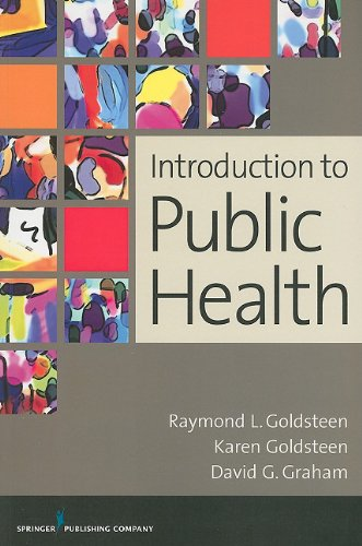 Introduction to Public Health 9780826141521