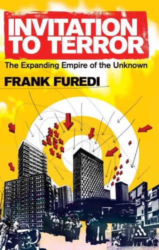 Invitation to Terror: The Expanding Empire of the Unknown 9780826499578