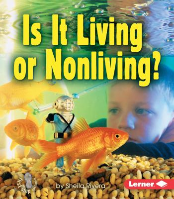 Is It Living or Nonliving? 9780822556862