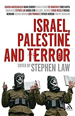 Israel, Palestine and Terror 9780826497932