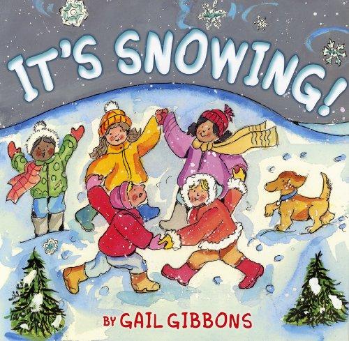 It's Snowing! 9780823422371