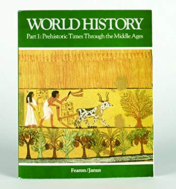 Janus World History Part One Softcover Se 1990c 9780822473411