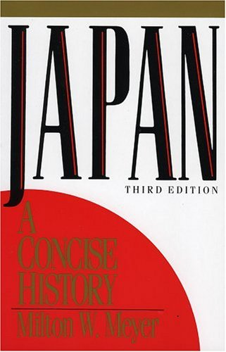 Japan: A Concise History 9780822630180