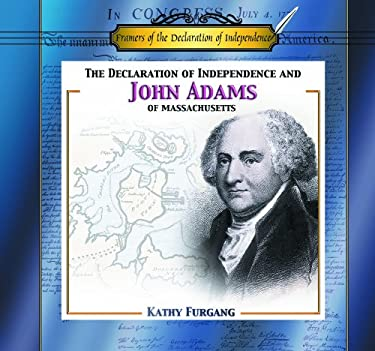 John Adams of Massachusetts 9780823955909