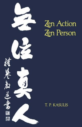 Kasulis: Zen Action Paper 9780824810238