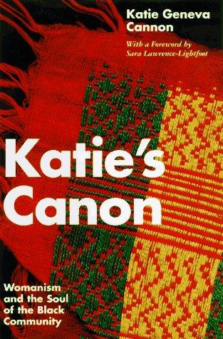 Katie's Canon 9780826410344