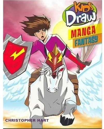 Kids Draw Manga Fantasy 9780823026395