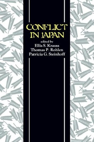 Krauss - Conflict in Japan Paper 9780824808679