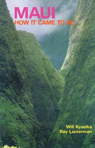Kyselka - Maui 9780824805302