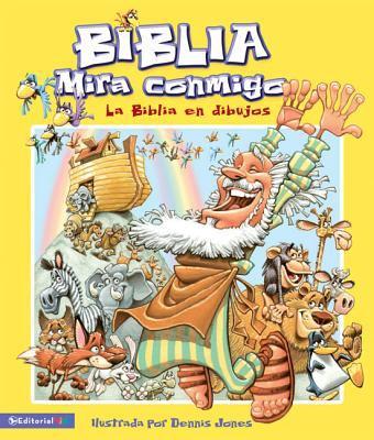 La Biblia Mira Conmigo: La Biblia en Dibujos = See with Me Bible 9780829751338