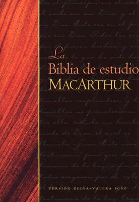 La Biblia de Estudio MacArthur-RV 1960 = MacArthur Study Bible-RV 1960 9780825415326
