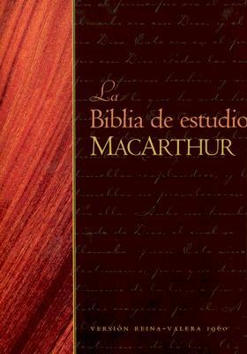 La Biblia de Estudio MacArthur-RV 1960 = MacArthur Study Bible-RV 1960 9780825415364