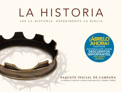 La Historia, Juego Para La Campa a de La Iglesia 9780829760743