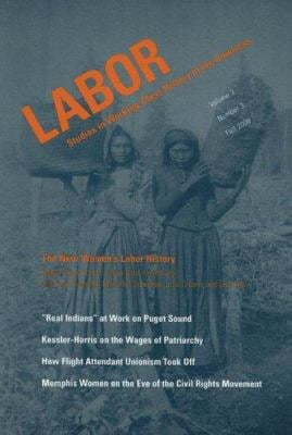 Labor, Volume 3: Studies in Working-Class History of the Americas, Number 3 9780822366584
