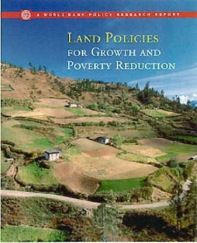 Land Policies for Growth and Poverty Reduction 9780821350713