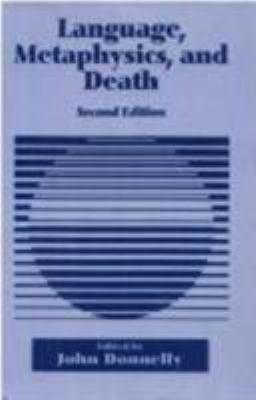 Language, Metaphysics, and Death 9780823215829