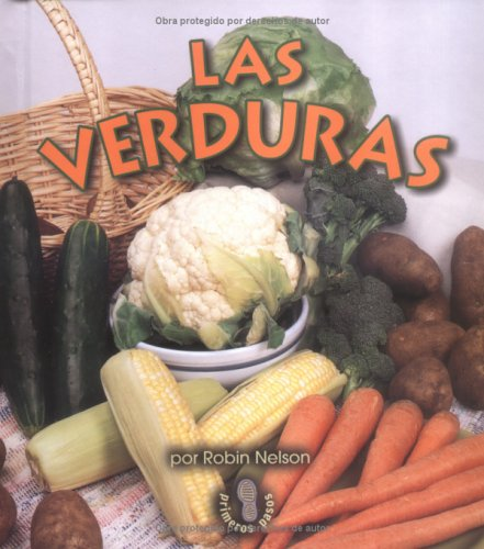 Las Verduras (Vegetables) 9780822550594