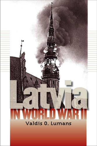Latvia in World War II 9780823226276