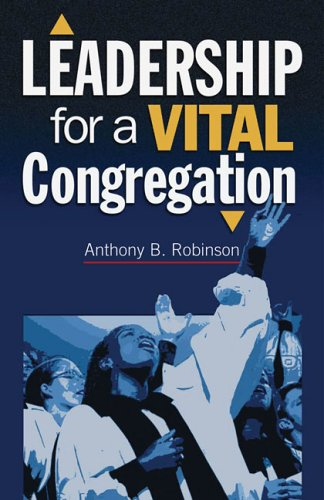 Leadership for Vital Congregations 9780829817126