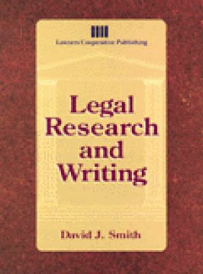 legal writing books