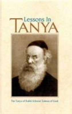 Lessons in Tanya: Volume 1 9780826605412
