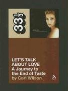 Let's Talk about Love: A Journey to the End of Taste 9780826427885