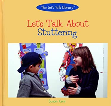 Let's Talk about Stuttering 9780823954230