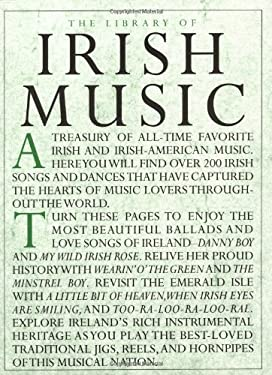 Library of Irish Music 9780825616532