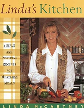 Linda's Kitchen: Simple and Inspiring Recipes for Meat-Less Meals 9780821221235