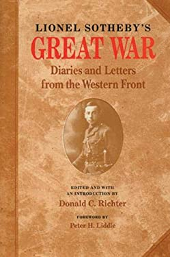 Lionel Sotheby's Great War: Diaries and Letters from the Western Front 9780821411780