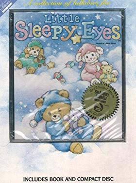 Little Sleepy Eyes [With Book]