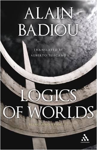 Logics of Worlds: Being and Event, 2 9780826494702