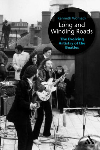 Long and Winding Roads: The Evolving Artistry of the Beatles 9780826417466
