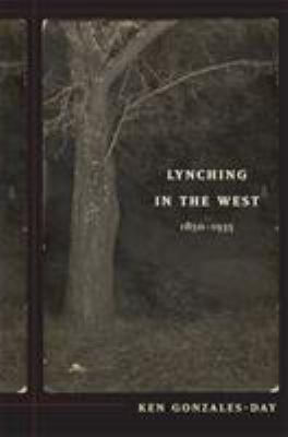 Lynching in the West, 1850-1935 9780822337942