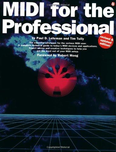 MIDI for the Professional 9780825613746