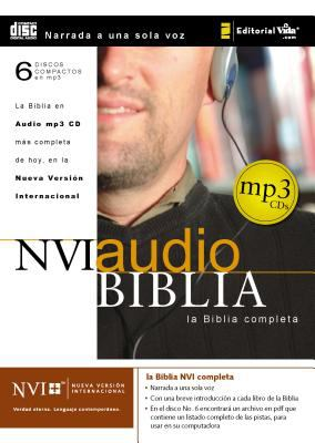 MP3 Bible-NVI 9780829749793