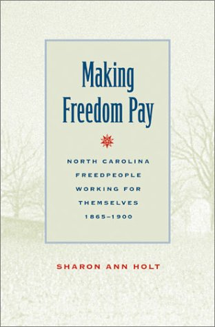 Making Freedom Pay 9780820324425