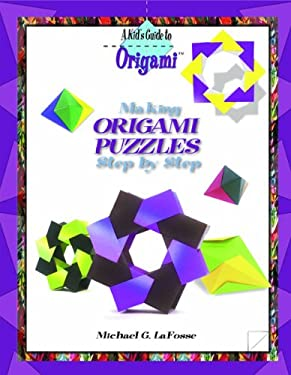 Making Origami Puzzles Step by Step 9780823967049