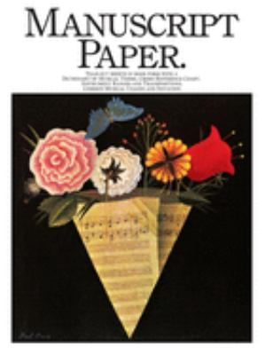 Manuscript Paper: Efs 117 9780825621178