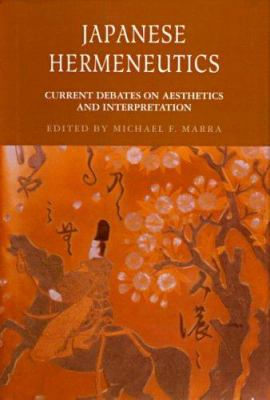 Marra: Japanese Hermeneutics Cloth 9780824824570