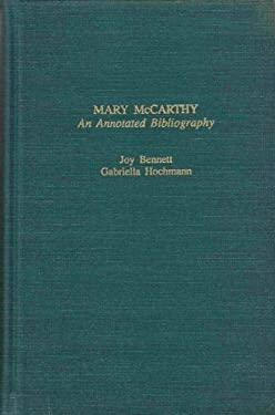 Mary McCarthy - Bennett, Joy / Hochmann, Gabriella