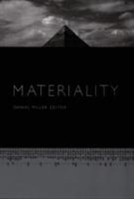 Materiality 9780822335429
