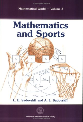 Mathematics and Sports 9780821895009