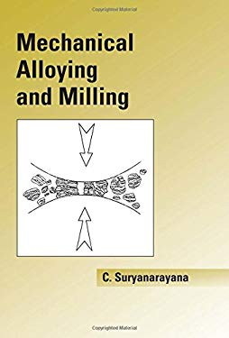 Mechanical Alloying and Milling 9780824741037
