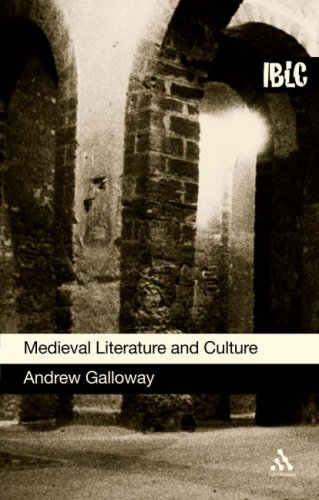 Medieval Literature and Culture: A Student Guide 9780826486578
